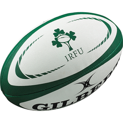 Gilbert Ireland Rugby Replica Ball Rugby Ball Ireland Rugby Irish Rugby