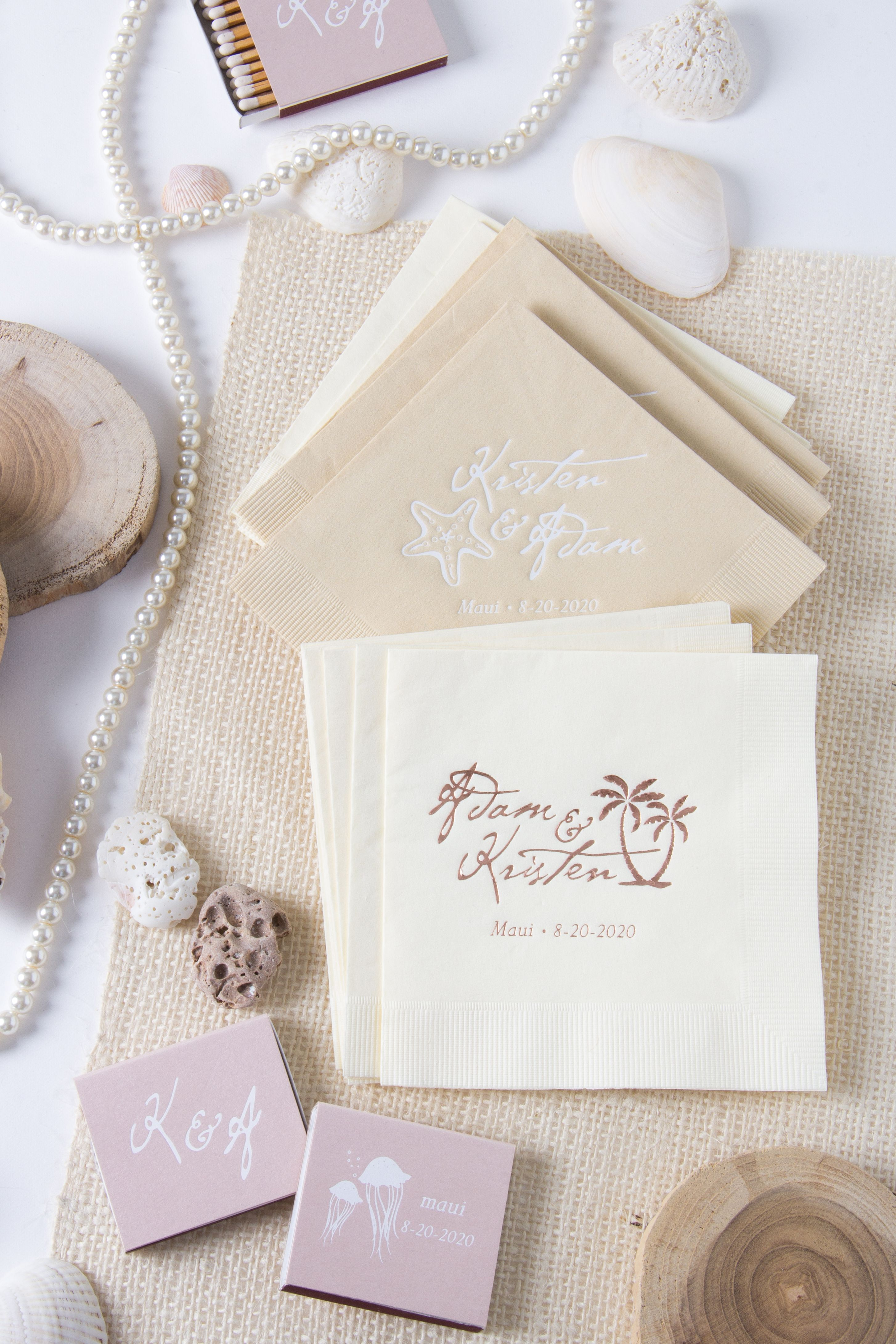 A beach/destination wedding party must-haves. Explore more options ...