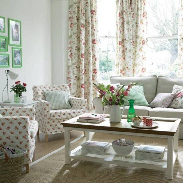 salon contemporain de style rustique en 55 id es fascinantes d co shabby pinterest salon. Black Bedroom Furniture Sets. Home Design Ideas