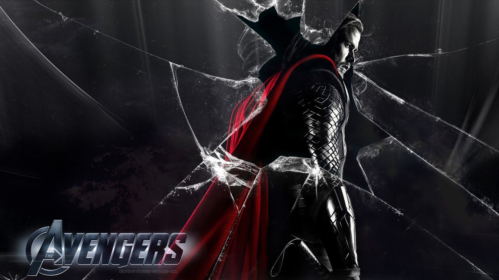Thor From The Avengers Next Hd