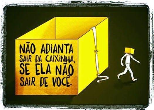 Luiza's Blog: SAIA REALMENTE DA CAIXINHA