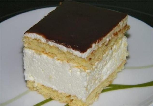 Mila's recipes: Authentic Russian Bird's Milk cake recipe