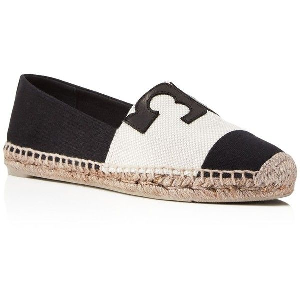 26f29d7faace Tory Burch Veranda A-Line Espadrilles (€145) ❤ liked on Polyvore featuring  shoes