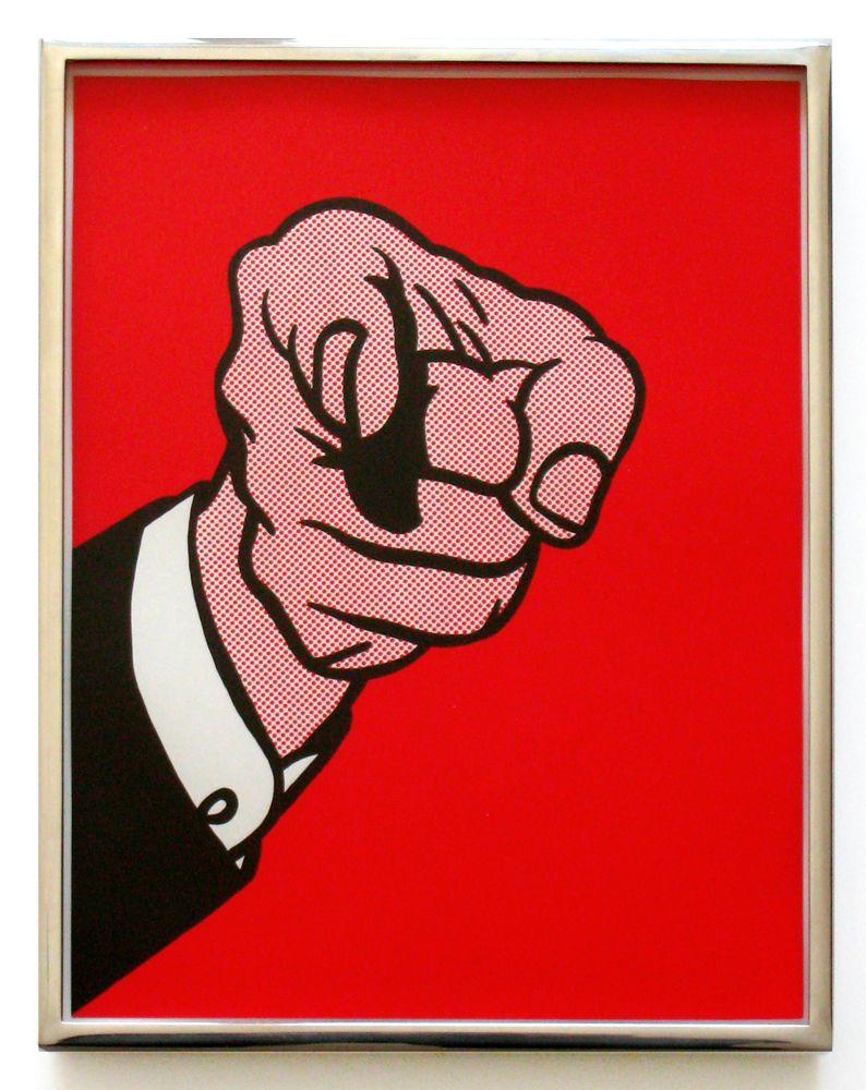 Pop art: Roy Lichtenstein - Taringa!