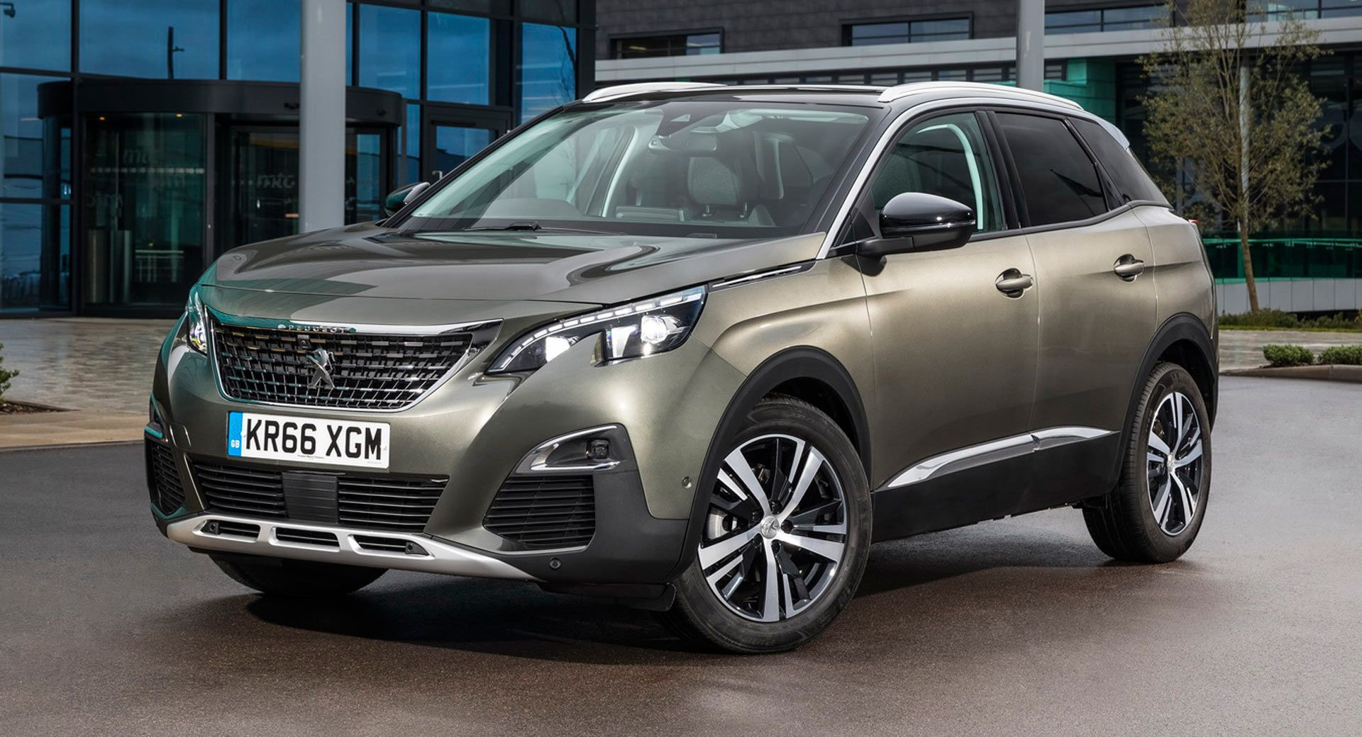 Five Seat Peugeot 4008 Arriving In 2020 Peugeot 3008