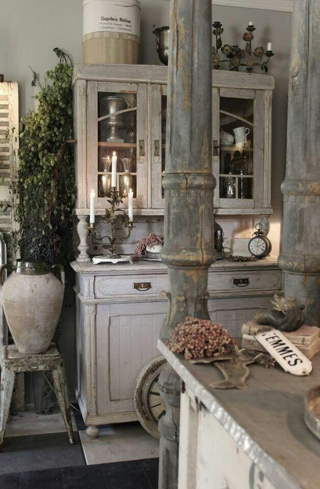 Fransk Vintage Brocante Antik From My Vintage Home Dk Hjem Fransk Landstil Fransk