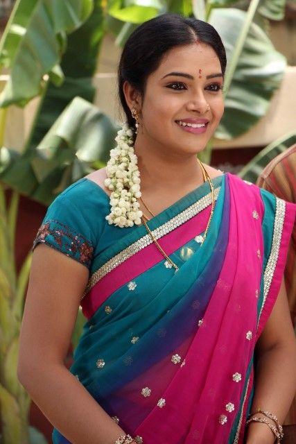 Tv Actress Hari Teja  Tv Actress In 2019  Beautiful -9041