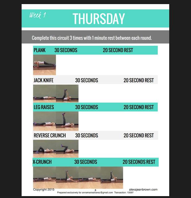 alexa jean fitness pdf download