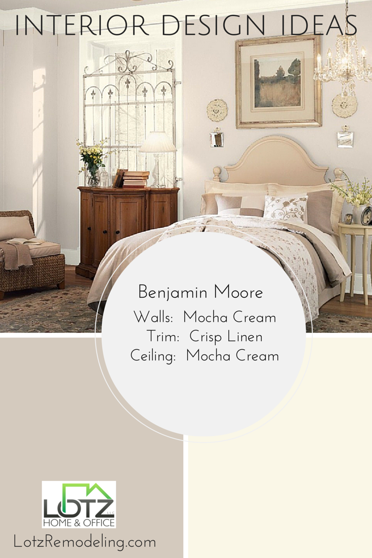 Interior Design Ideas Are Easy With Benjamin Moore Color Viewer