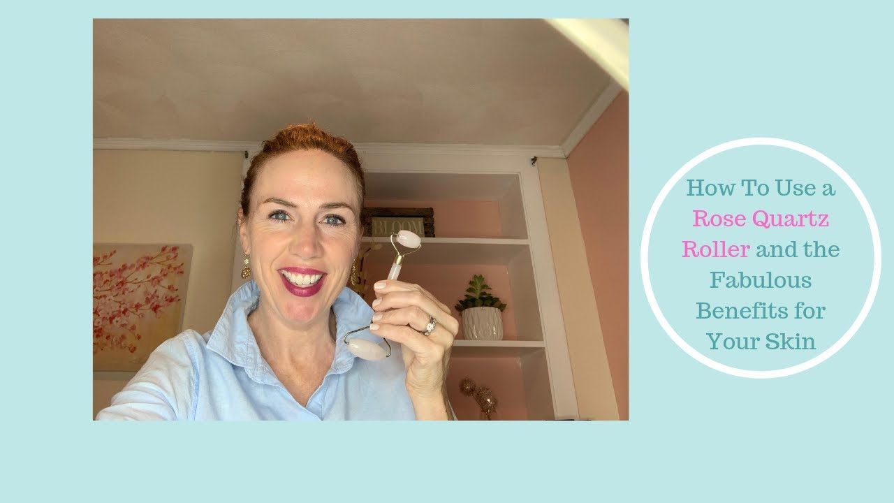 How to use a rose quartz roller and the many benefits for
