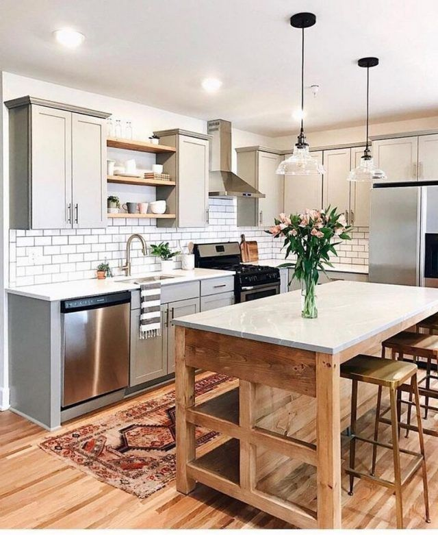 35 awesome most amazing rustic farmhouse kitchen design on awesome modern kitchen design ideas id=92409