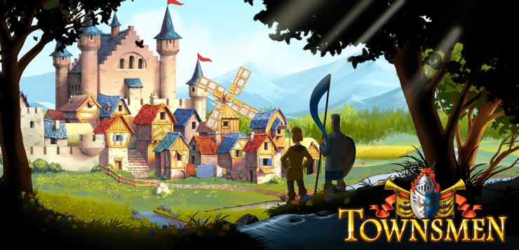 City Builder Townsmen coming to the Switch November 9th