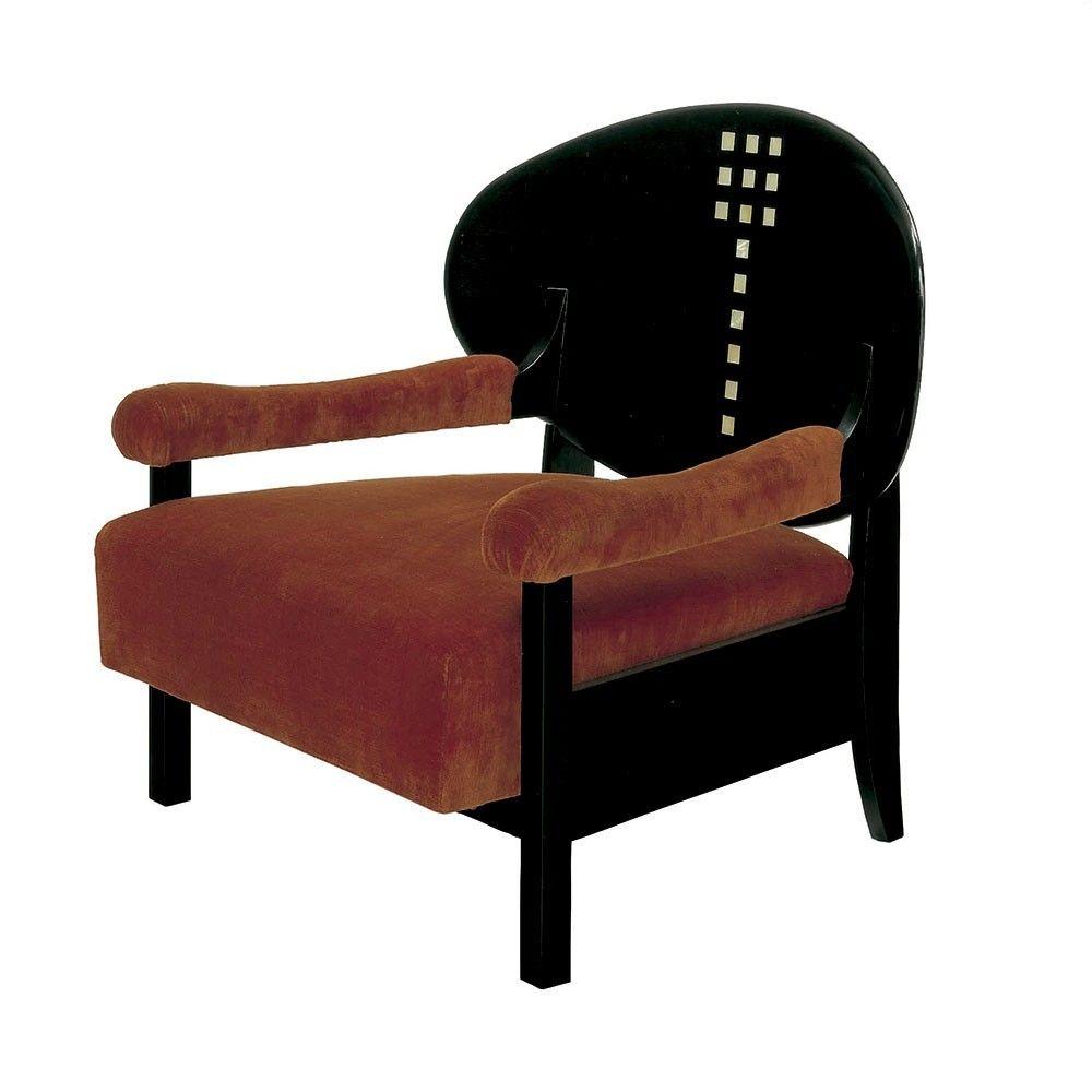 Butaca Mackintosh Original Para Decorar Salones O Butaca Moderna  # Muebles Butacas Modernas