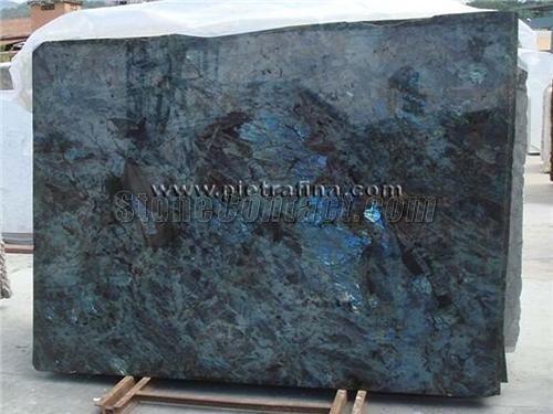 Labradorite Lemurian United States Granite TilesSlabs