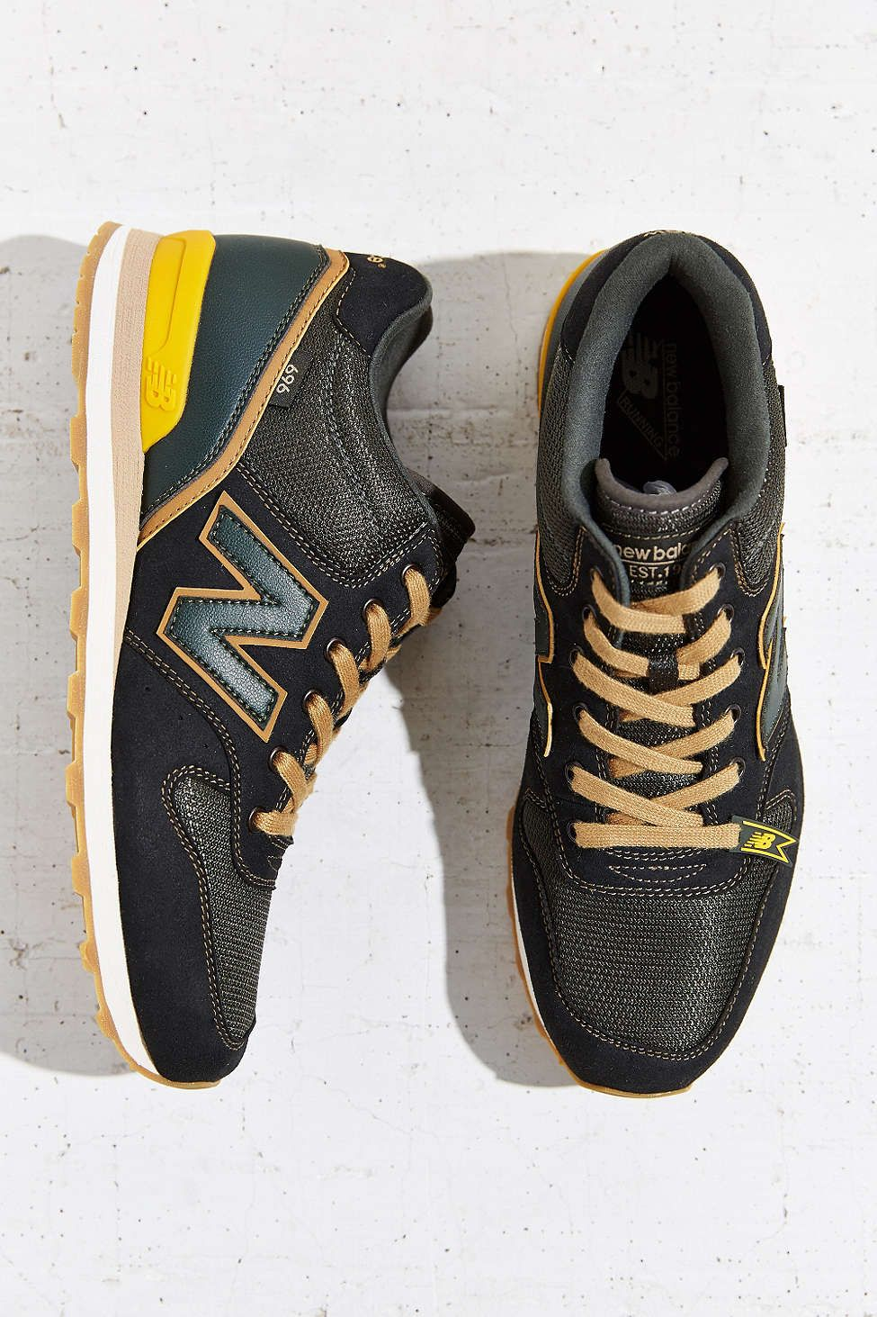 New Balance 696 Classic Suede Sneaker GpoLFR
