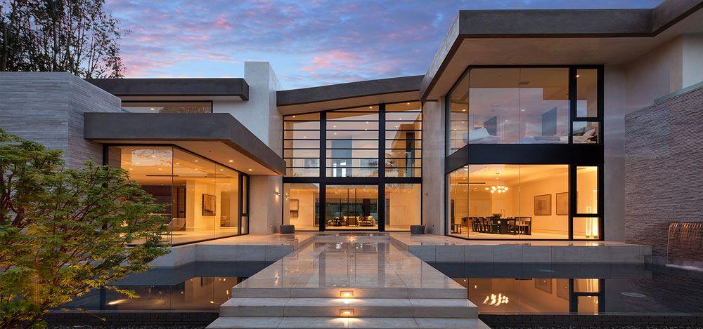 Modern House Entrance Design Ideas