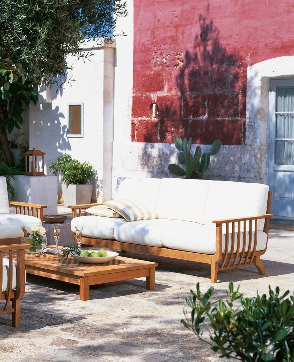 Comment rendre le jardin aussi cosy que le salon ? Salon