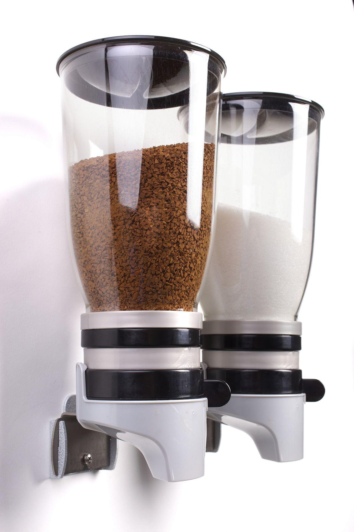 Click Dispenser - Coffee & Powder Dispenser - New! www.IDM ...
