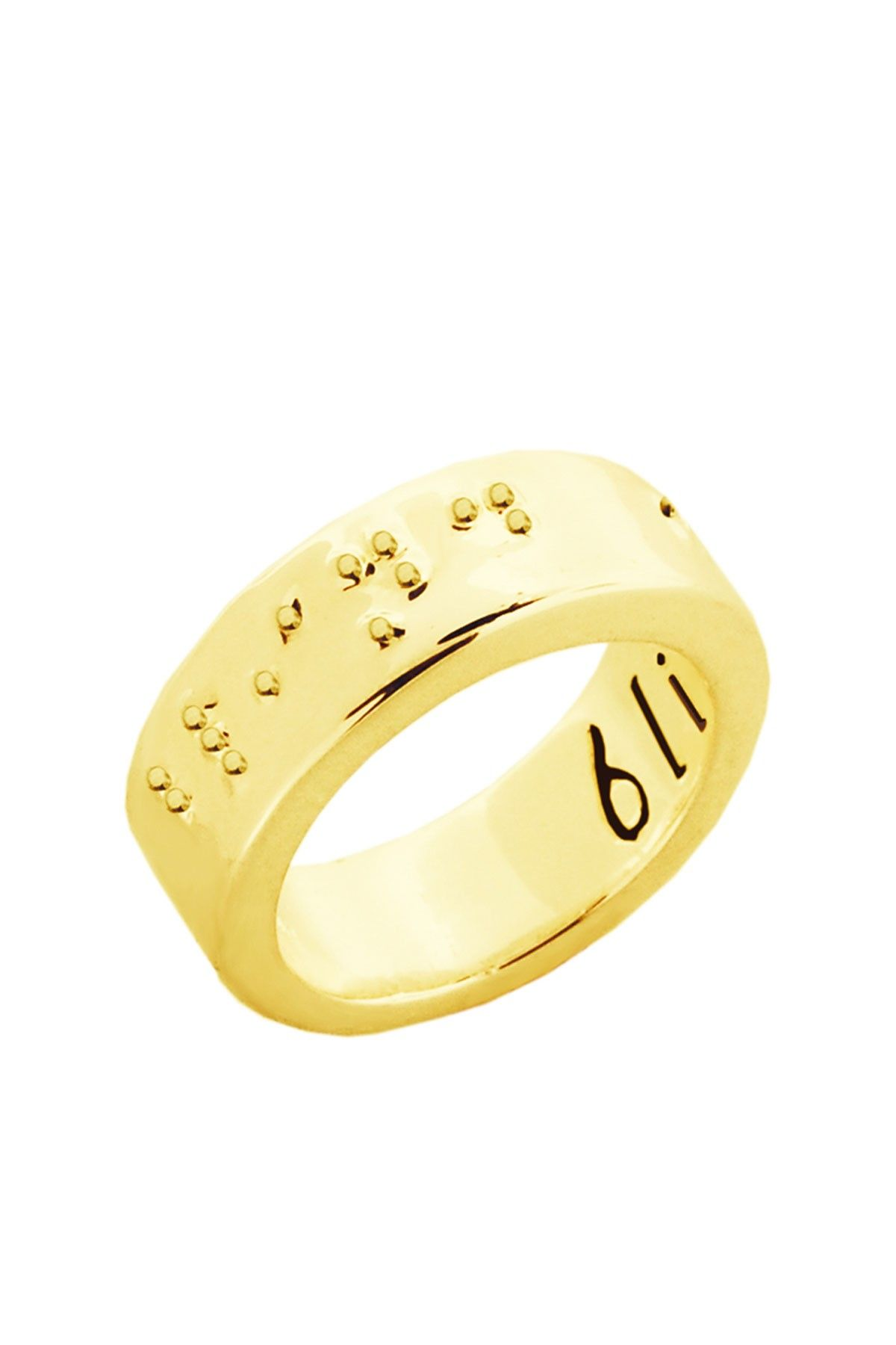 """i caved and bought this today. i have no regrets. [""""blind faith"""" ring; erica anenberg]"""