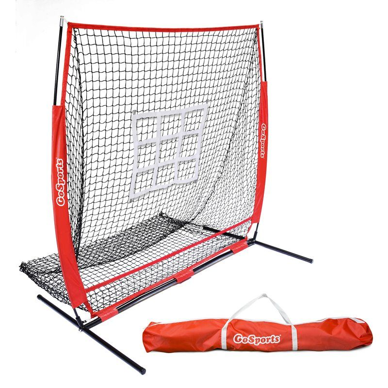 Baseball & Softball Practise Pitching & Fielding Net
