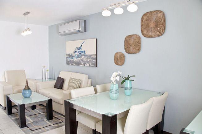 Decoracion de salas comedor para casas de infonavit for Decoracion de interiores salas y comedor