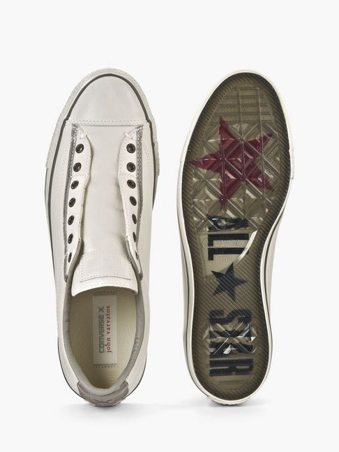 449588c54af As Classic As Two Turtle Doves  Converse Turtle Dove Leather Laceless Slip-On  Sneakers