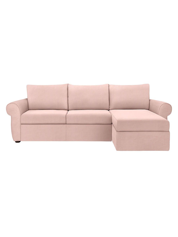 John Lewis & Partners Sansa Scroll Arm Sofa Bed at John ...