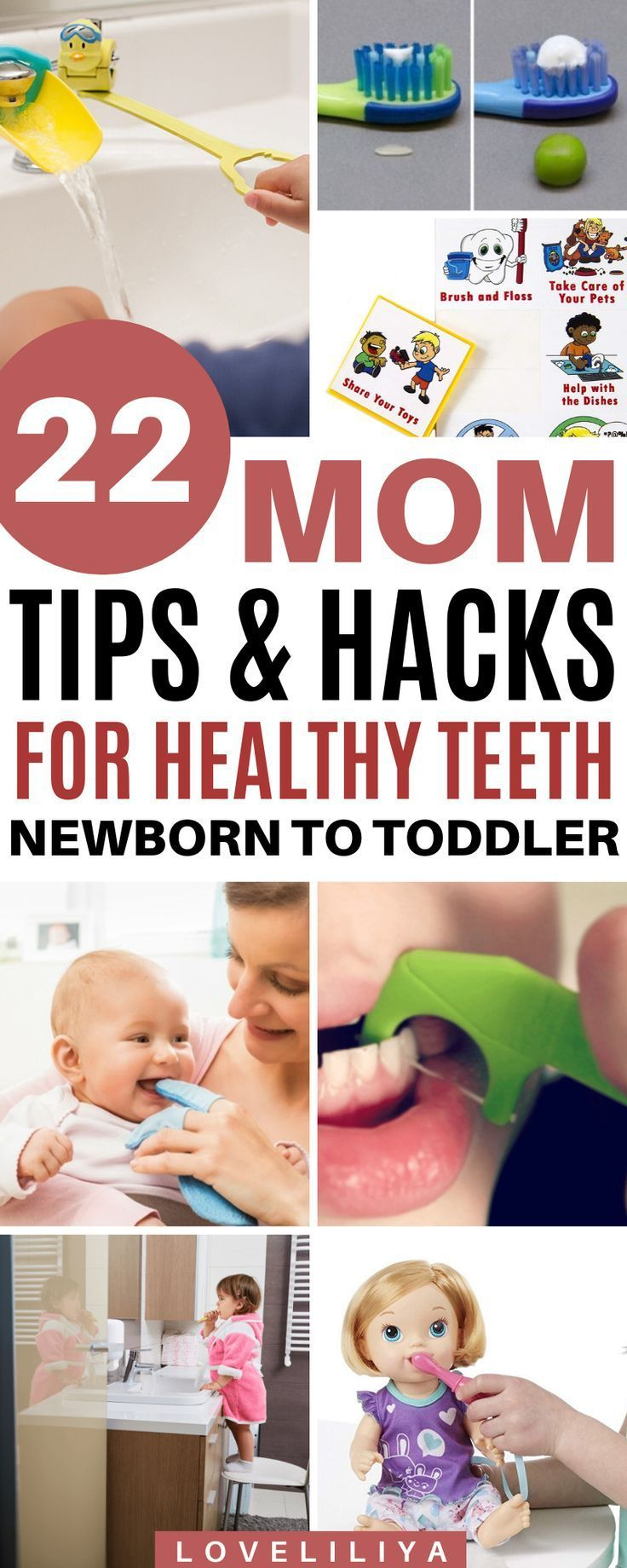 Tips on Toddler Cavity Prevention and Brushing that Every Parent Should Know! - LoveLiliya