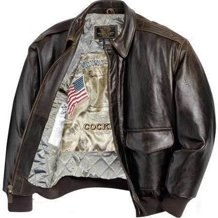 Air Force A-2 Flight Leather Bomber Jacket - Google Search ...