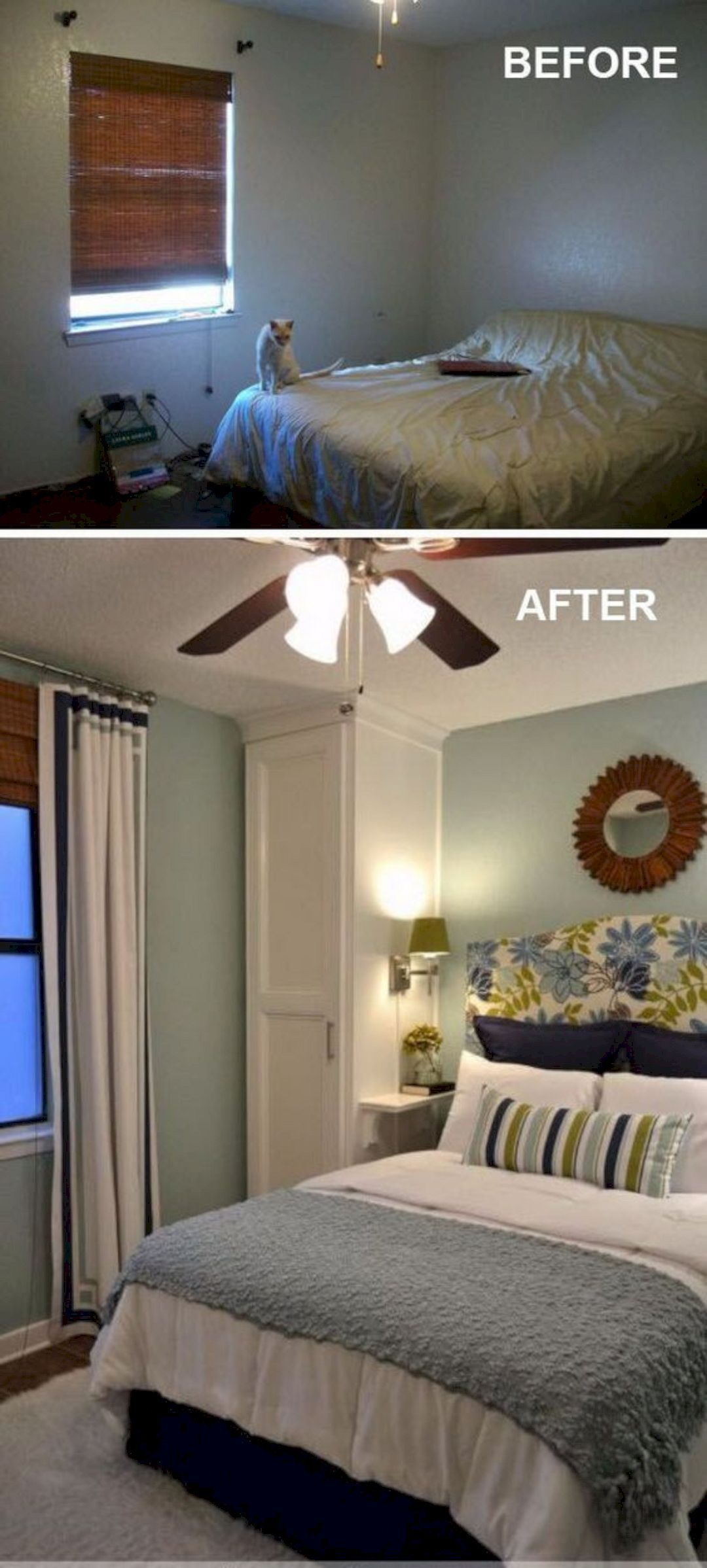 17 Stunning Diy Bedroom Storage Ideas Small Master Bedroom Remodel Bedroom Master Bedrooms Decor