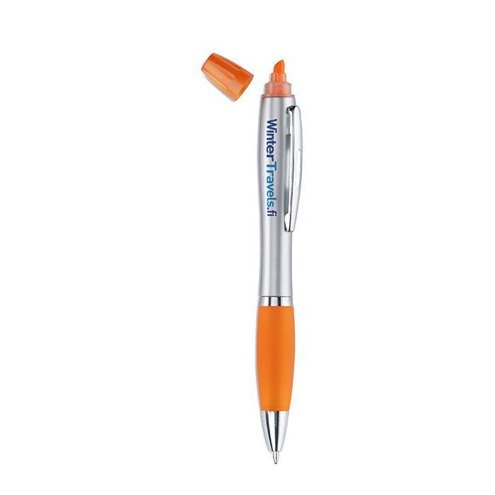 #penna promozionale con #evidenziatore