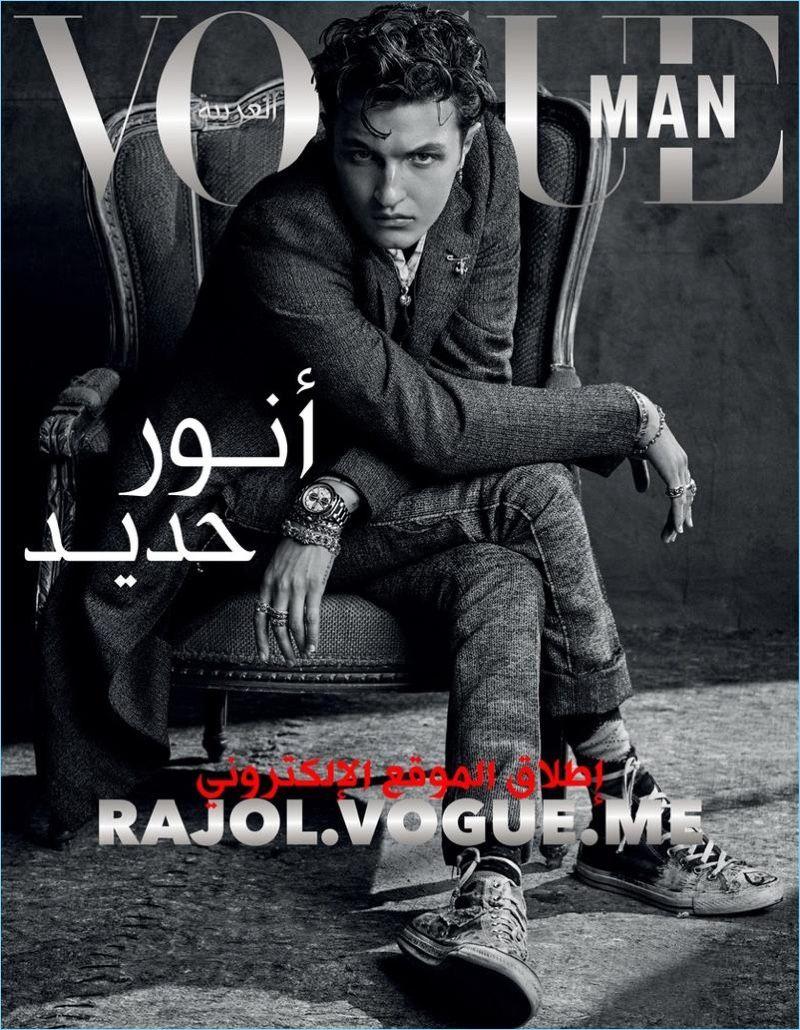 Style Launch Man Hadid Vogue Arabia Pinterest Anwar Covers dw6YqntqX
