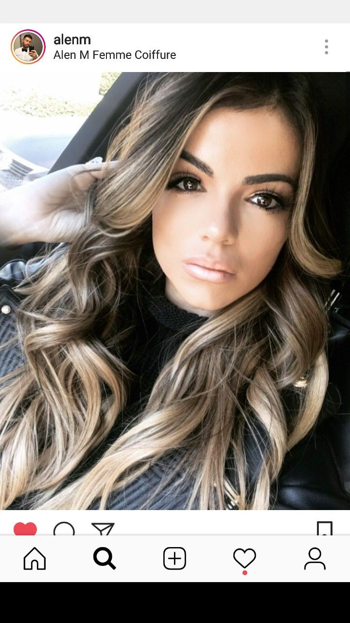 Pin By Kathryn Hundley On Hair Color Hair Styles Brown Blonde Hair Balayage Hair