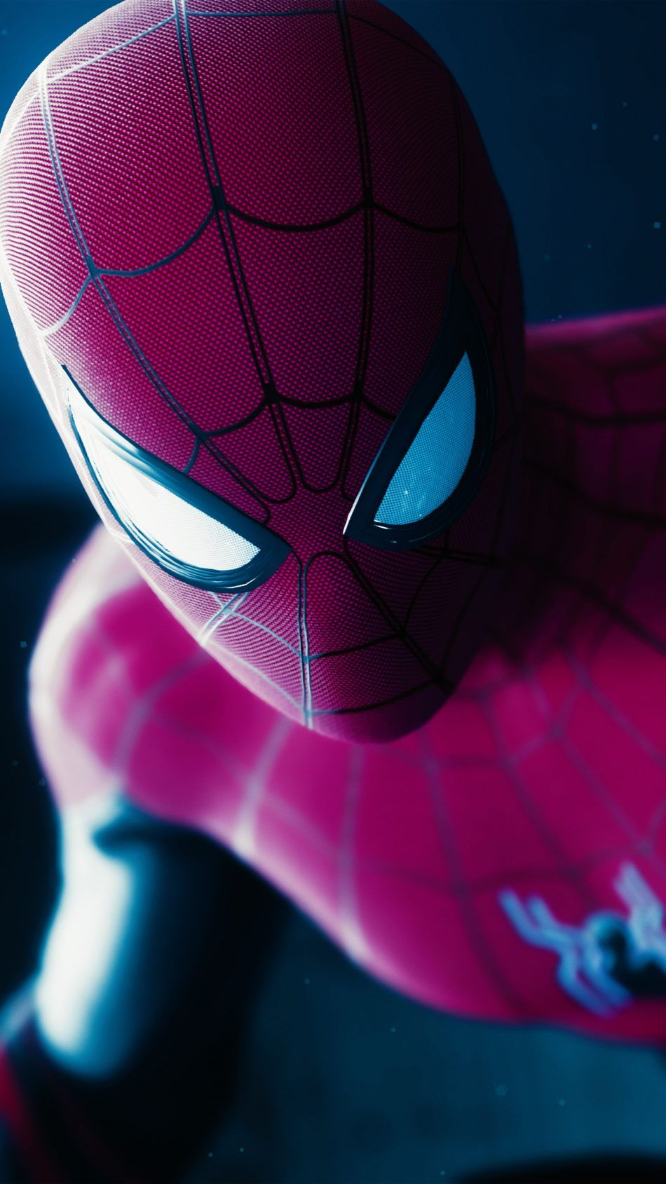 Spider Man Far From Home Ps4 2019 4k Ultra Hd Mobile Wallpaper Marvel Superhero Posters Marvel Comics Wallpaper Spiderman
