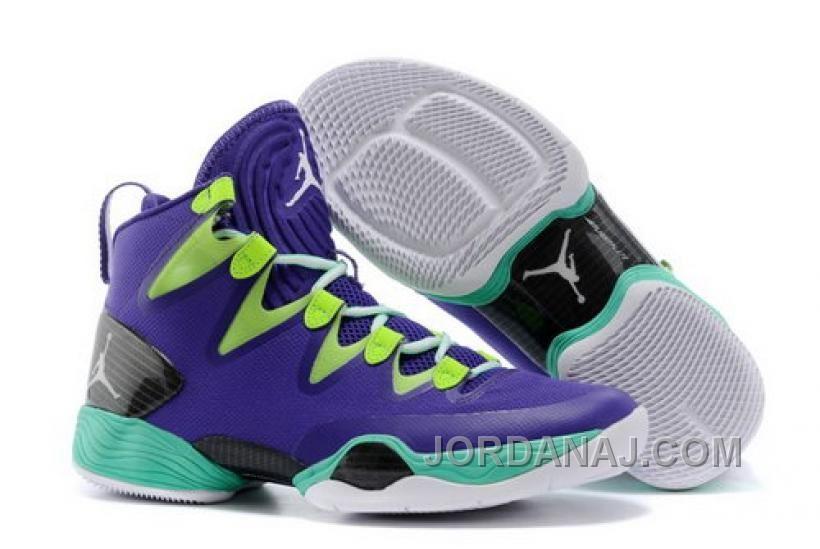"Buy Air Jordans SE ""Mardi Gras"" Russell Westbrook PE Court Purple/Black-Flash  Lime Best from Reliable Air Jordans SE ""Mardi Gras"" Russell Westbrook PE  Court ..."