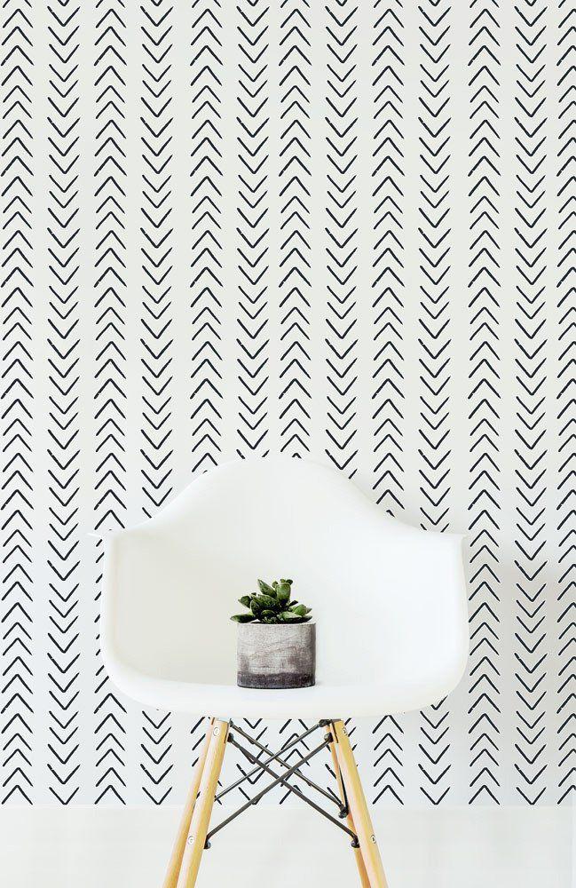 Self Adhesive Wallpaper With Scandinavian Style Design Minimalist Bedroom Furniture Minimalist Interior Decor Bedroom Design