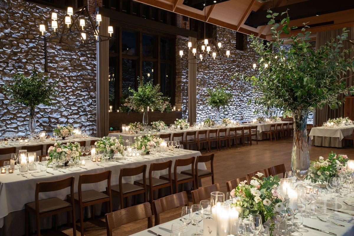 Blue Hill At Stone Barns Wedding Ang Weddings And Events In 2020 Barn Wedding Stone Barns Early Fall Weddings