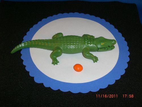 Playmobil Alligator Crocodile Swamp Zoo Safari Jungle