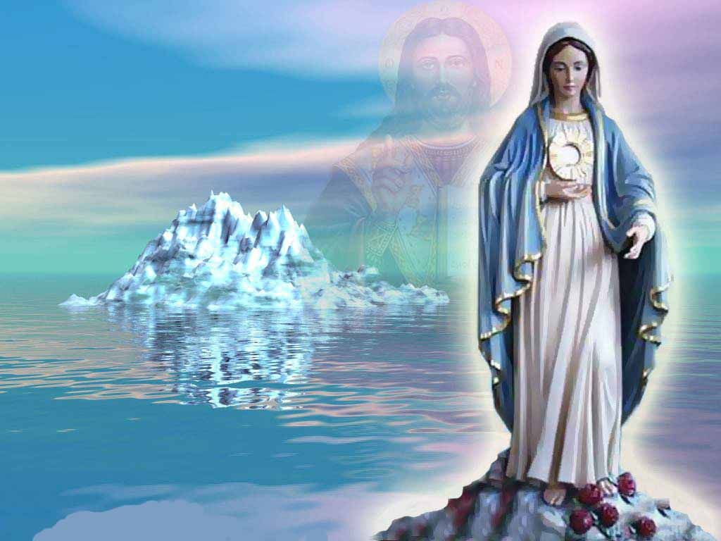 Images About Mother Mary On Pinterest Our Lady Of Sorrows 1024 768