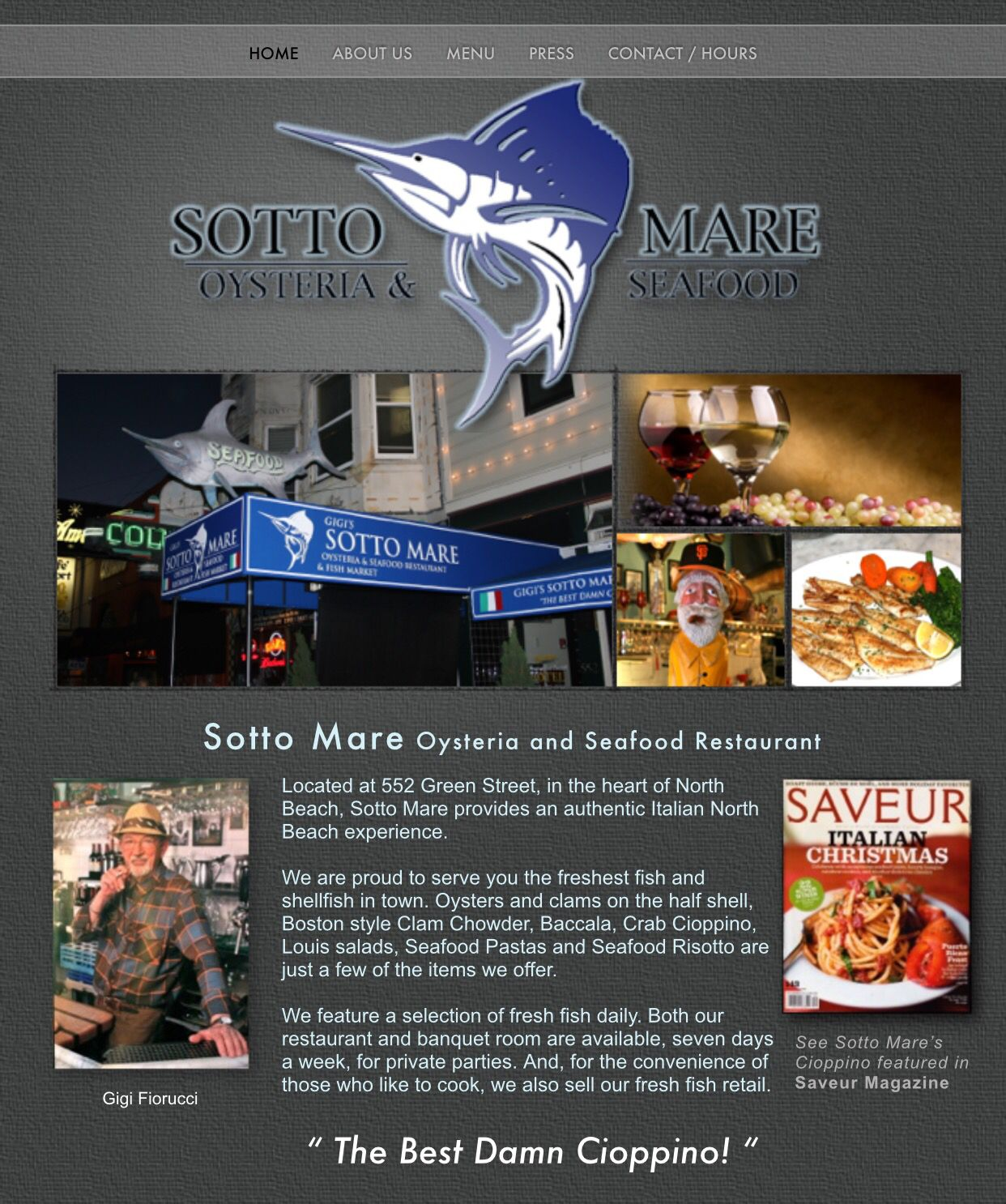 Best Affordable Seafood San Francisco