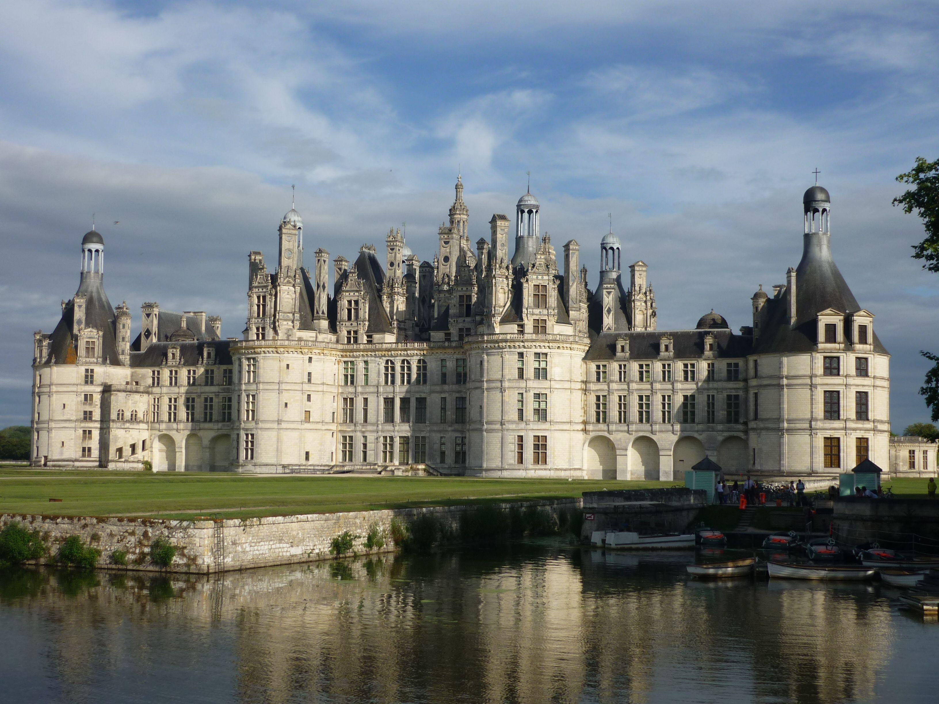 03 early renaissance chateaux the ch teau de chambord for Architecture renaissance
