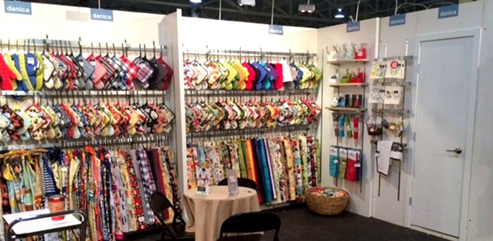 craft show display exhibits trade show booth design ideas portable ...
