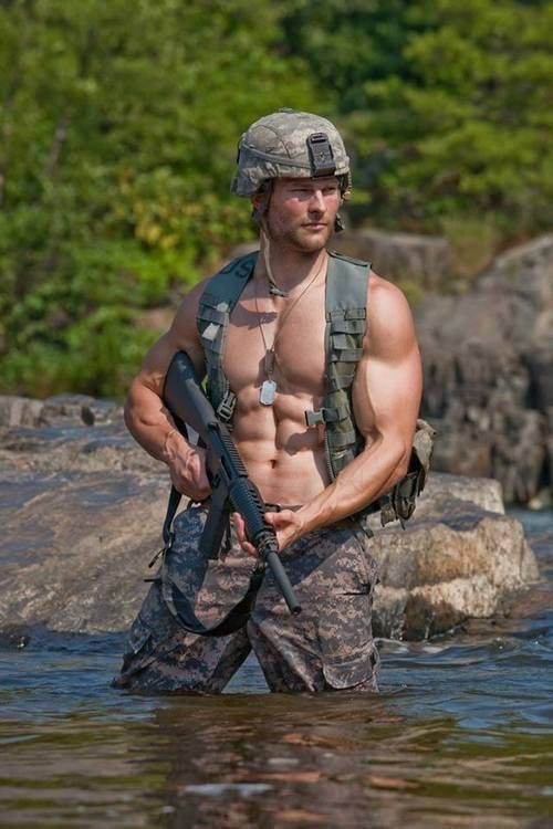 Pin on Sexy military men