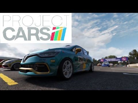 Project Cars Career Mode Gameplay In The Renault Clio Cup We Are Oulton Park Cheshire For Round 4 Of Championship Which Enter Holding A Reason