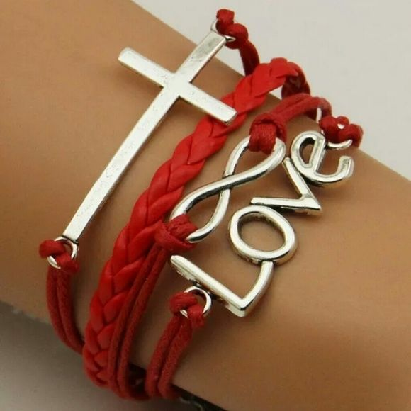 love cross bracelet love cross bracelet Jewelry Bracelets