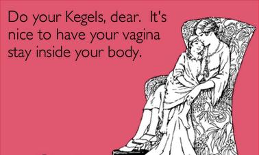 I can t do kegels