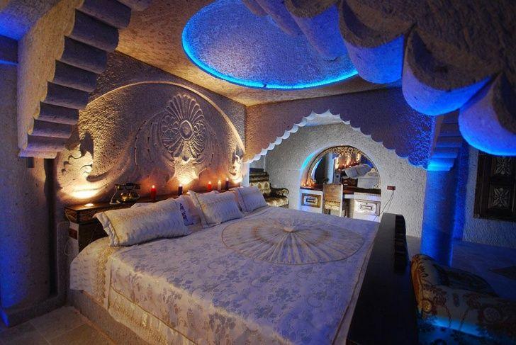 Gamirasu Cave Theme Hotel Ayvali Koyu Urgup Turkey Top Whimsical Hotels