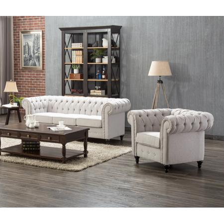 Home Leather Living Room Set Furniture Living Room Sets