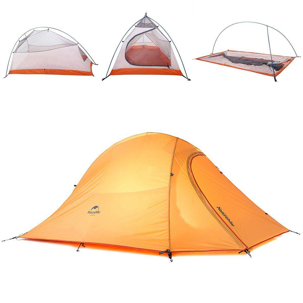 VINQLIQ 2  3 Person 4 Seasons Lightweight Waterproof Anti-UV Windproof Double Layer Backpacking · Backpacking TentHiking TentOutdoor GearTents Hunting  sc 1 st  Pinterest & VINQLIQ 2  3 Person 4 Seasons Lightweight Waterproof Anti-UV ...
