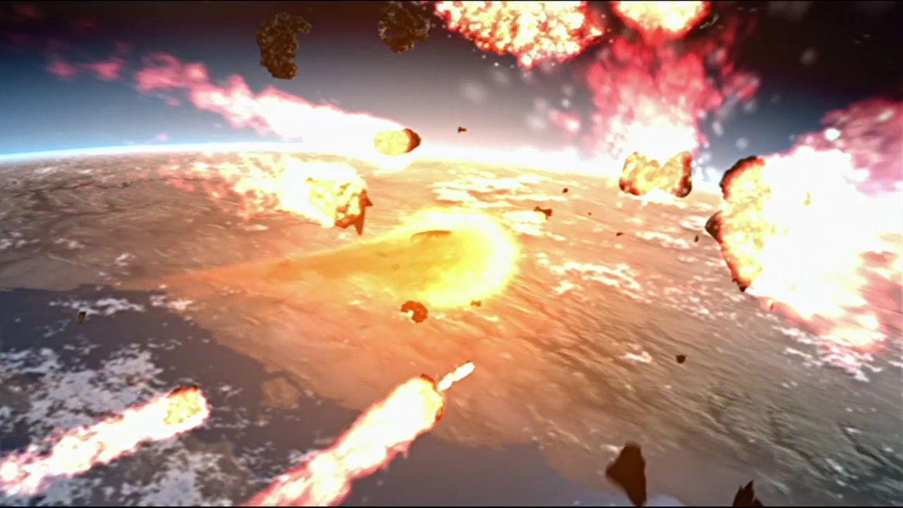 1989 Meteor Shower In Smallville, Kansas